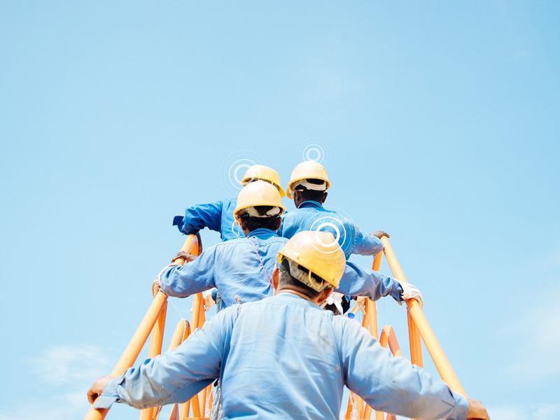 Safety&Health@Work beurs Rotterdam